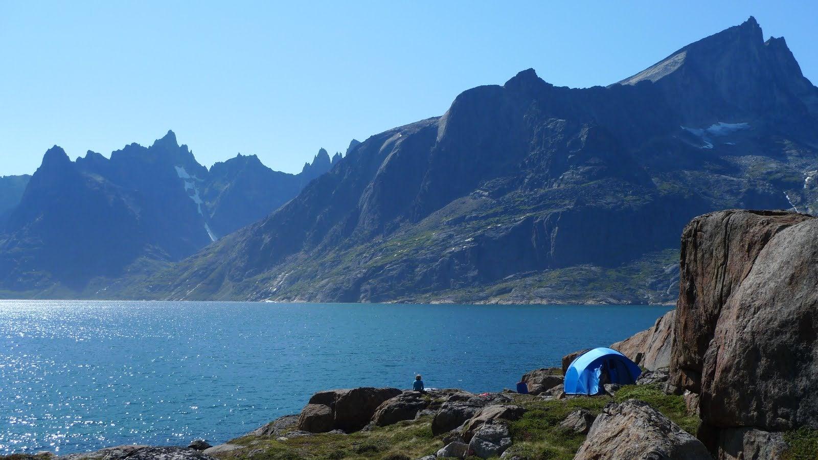 South Greenland Climbing