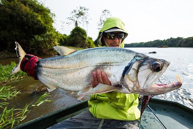 Jungle-Style Fishing On The Bolivia-Brasil Border