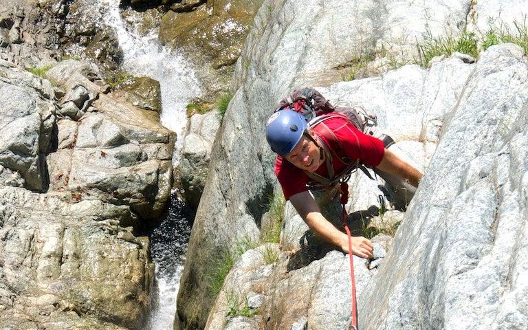 Ever Dream Of Climbing Waterfalls?
