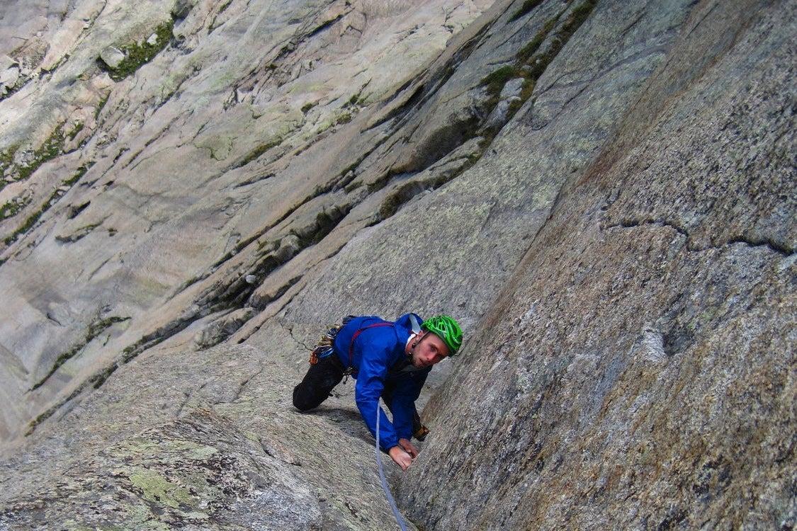 MountainProject.com Route of the Week: Ithaca on Arrowhead Peak