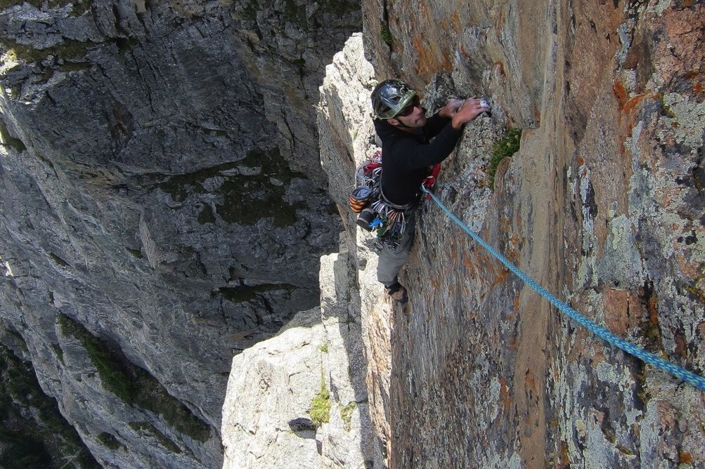 MountainProject.com Route of the Week: Sublime Buttress