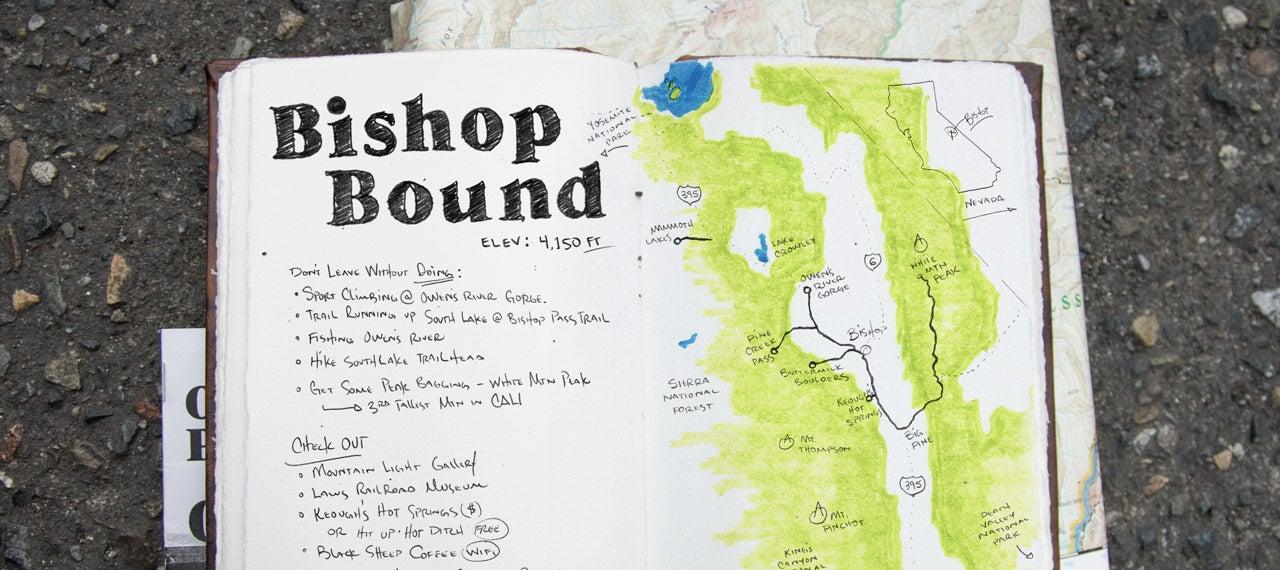 Bishop Bound: A Climber's Bucket-List Road Trip