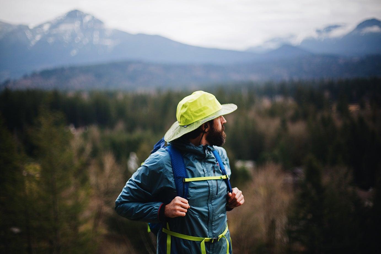 Designed By Adventure: The Helium Hybrid Hooded Jacket