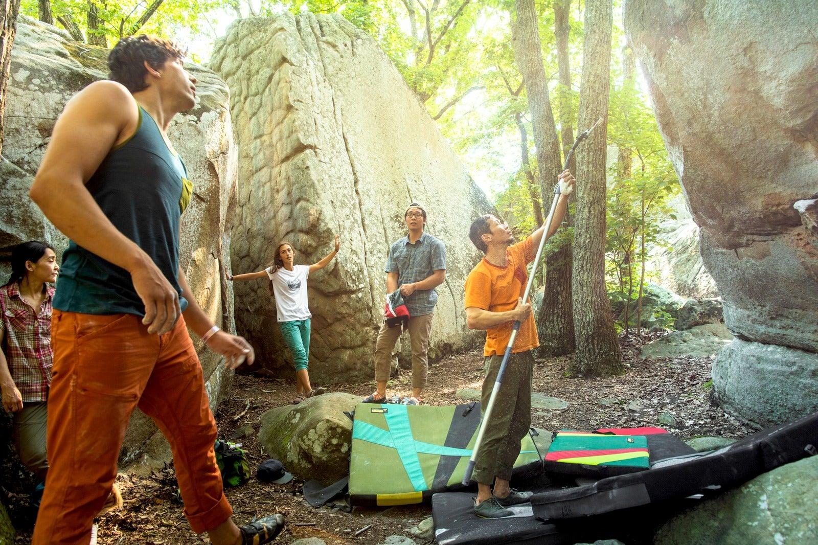 Find Your Dream Bouldering Kit