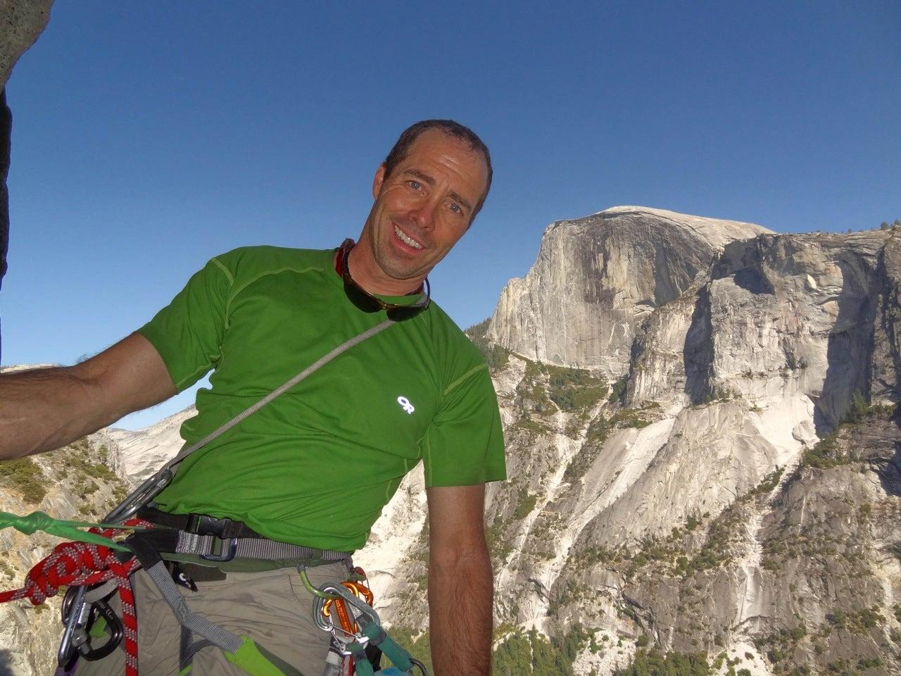 Five Questions With Climber Sam Lightner