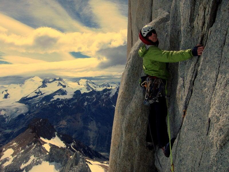 Aguja Guillaumet: Patagonia Climbing