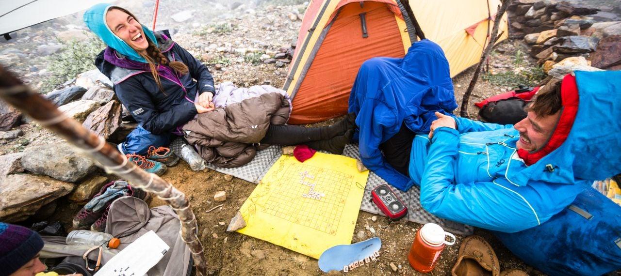 #SheAdventures: Best Campsite Ever