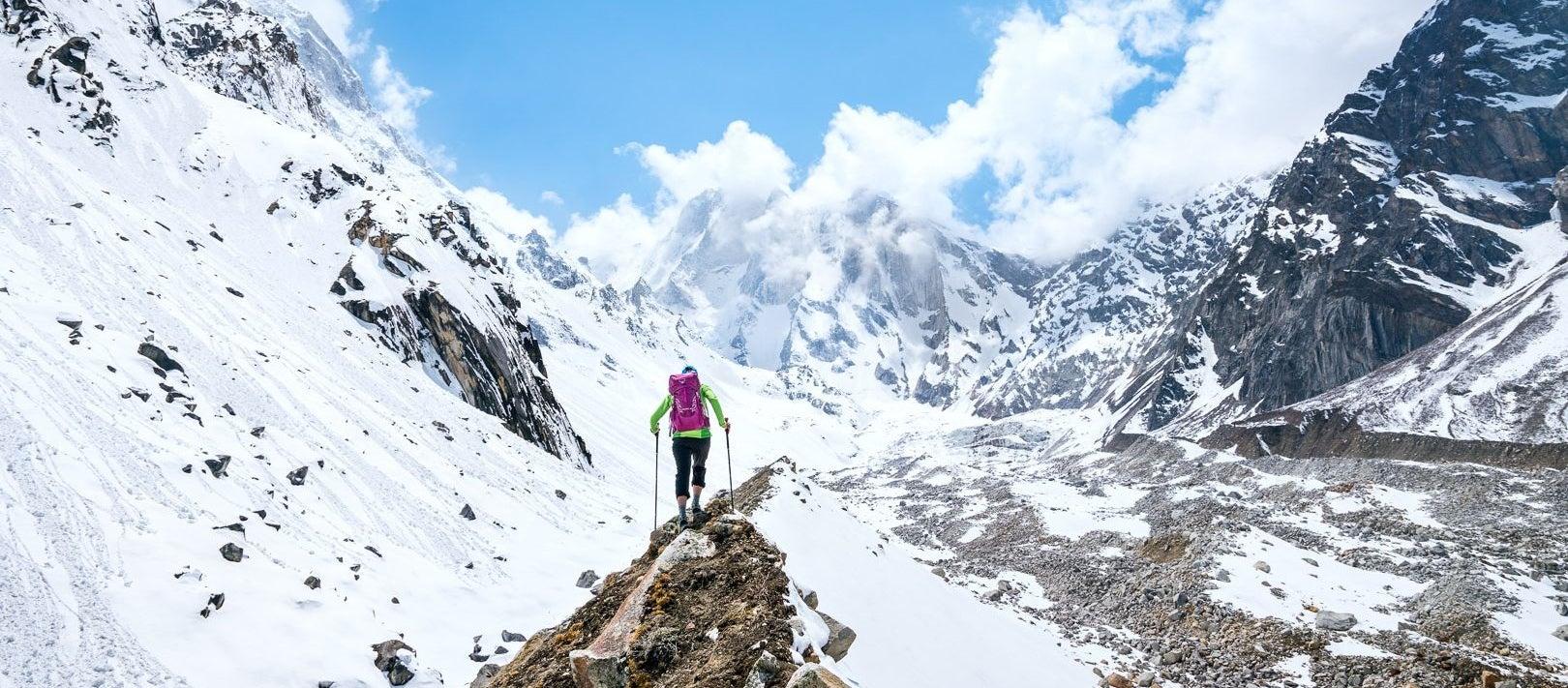 A Himalayan Fantasy Trip With Dan And Janine Patitucci
