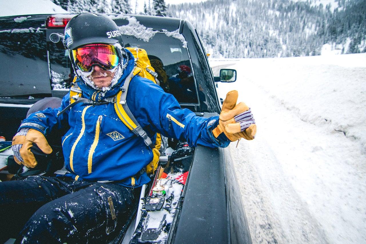 Teton Pass Ski Touring Guide