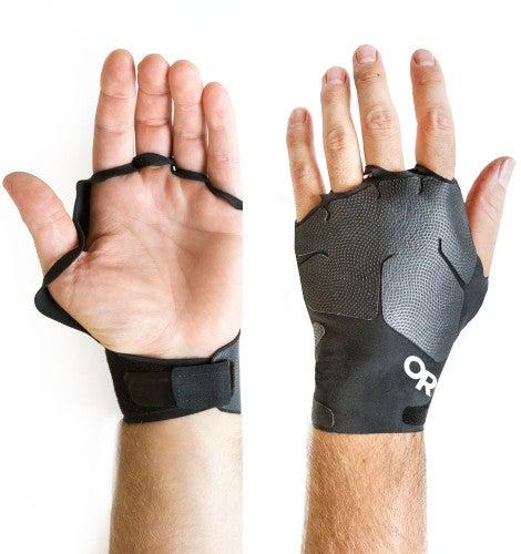 Designed By Adventure: The Splitter Crack Climbing Gloves