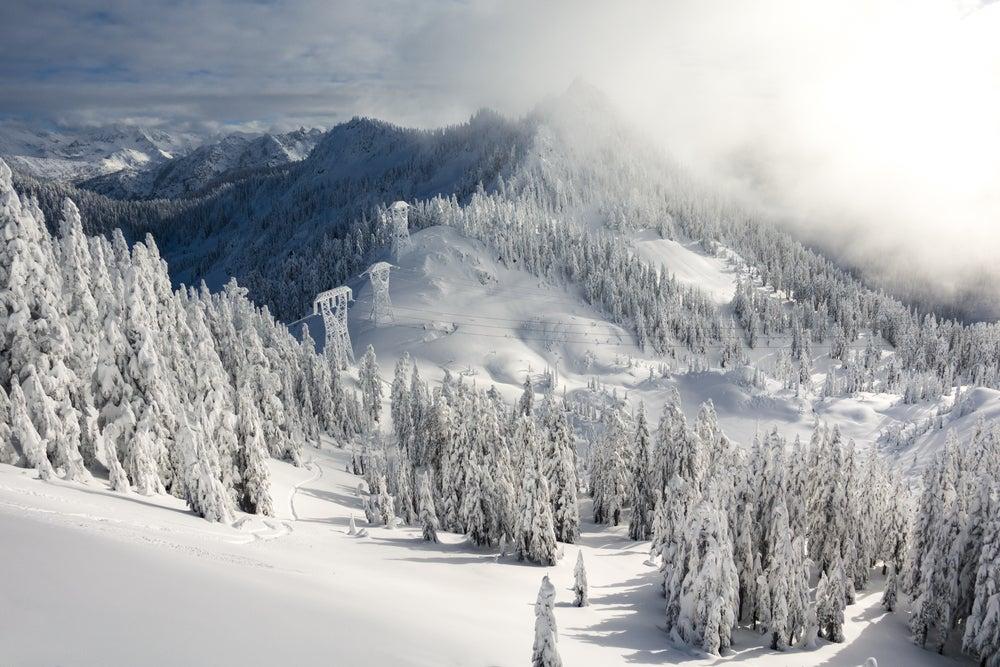 The Washington Skier's Bucket List