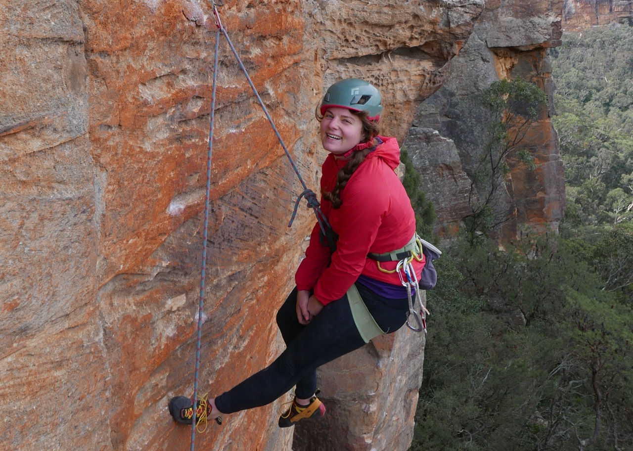 How To Smash Imposter Syndrome At The Crag