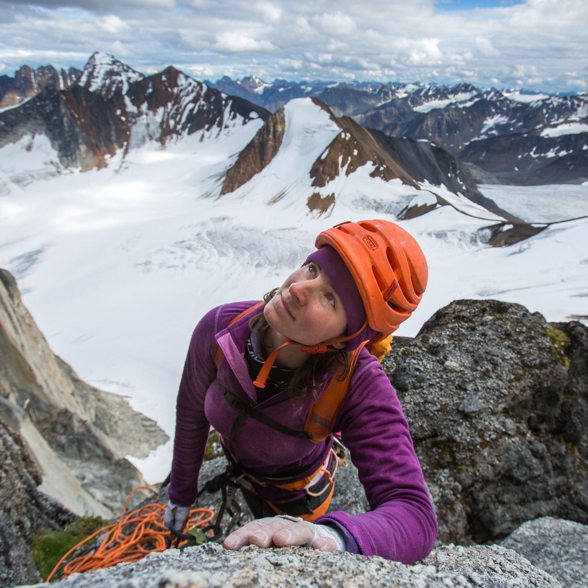 Inspiration: Climbing In The Vampire Peaks