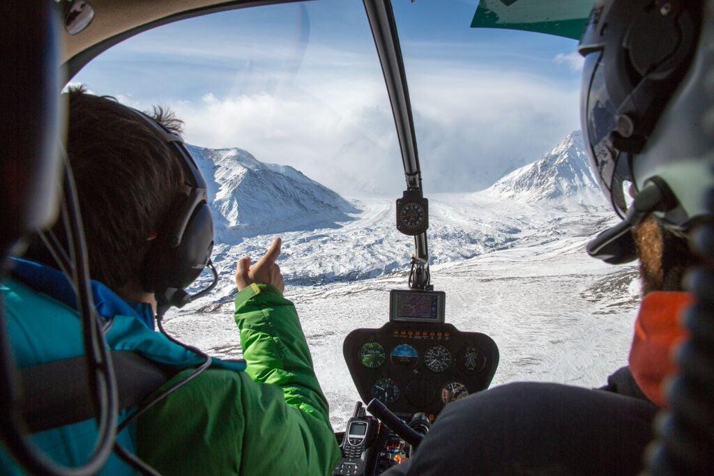 VIDEO: Putting Up A New Route On Alaska's Mount Deborah