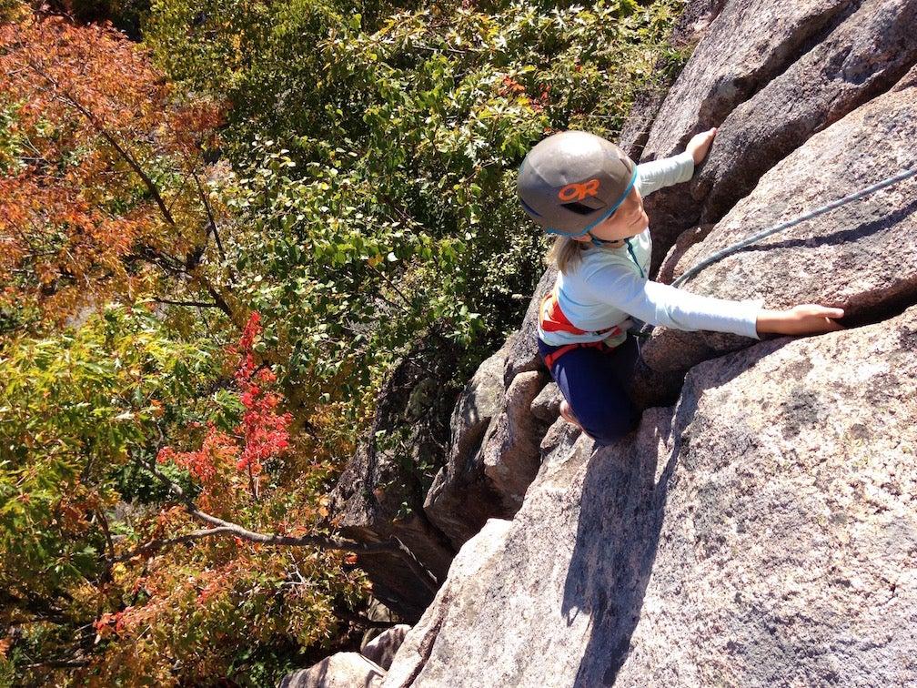 Need A Family Climbing Destination? Check Out Acadia National Park