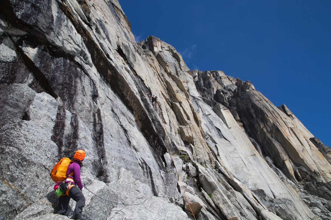How Alpine Climbing Prepared Me for Parenthood