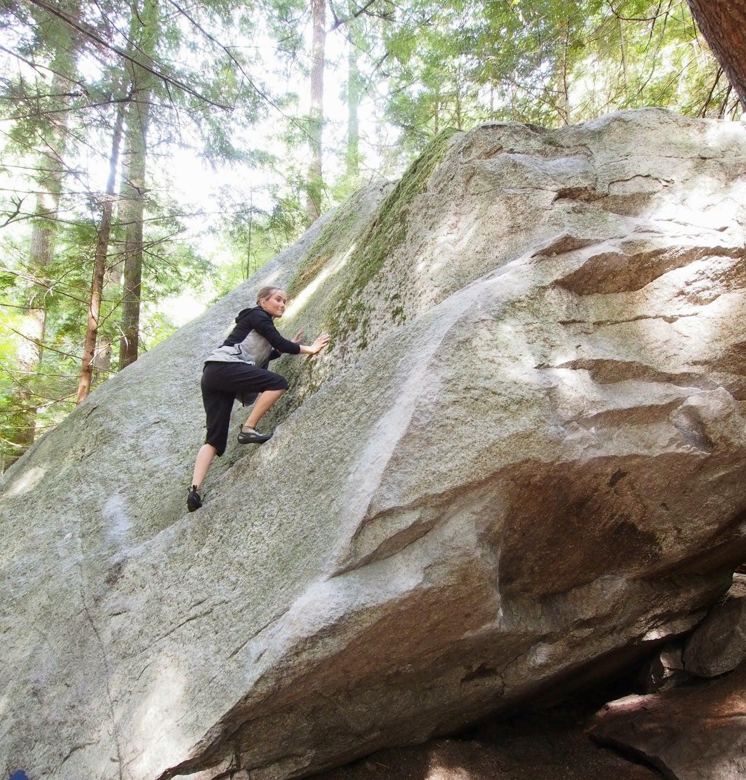 Beth Rodden's Return To Climbing