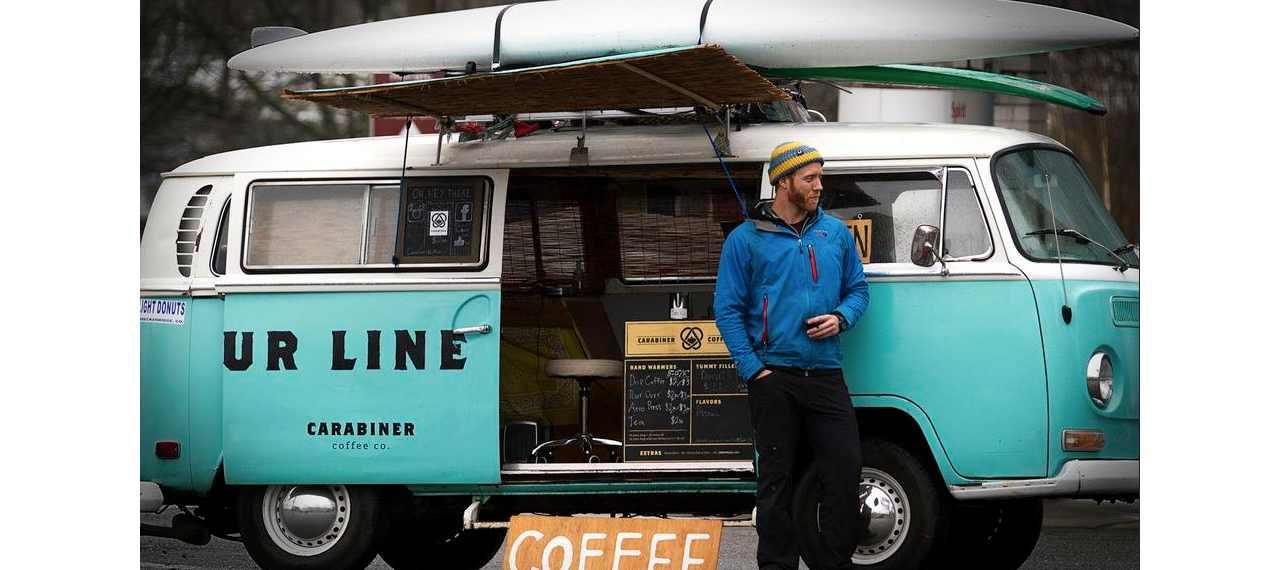 Van Life + Coffee + Climbing = Heaven, Right?