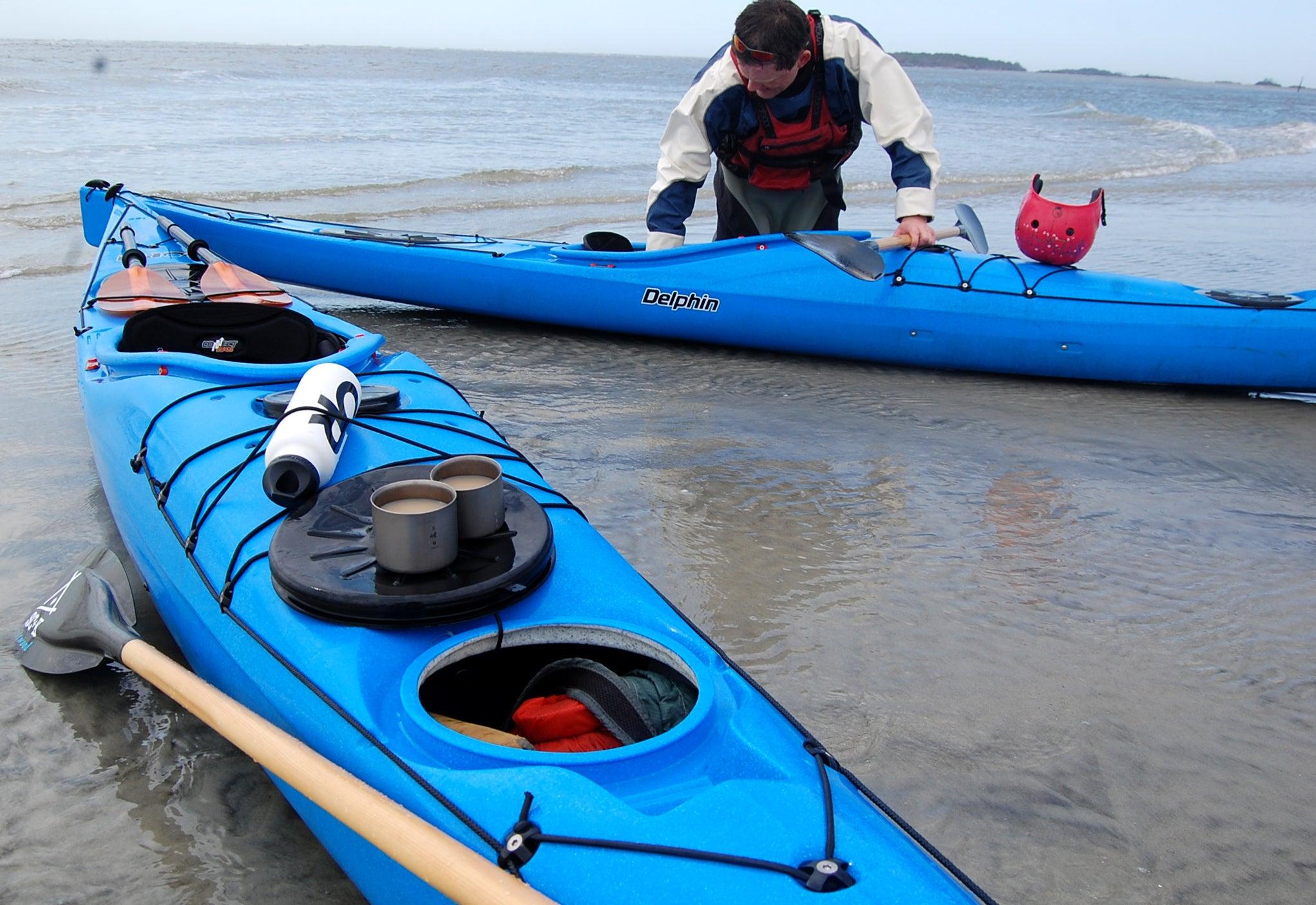 My Favorite Kayak Day Trip: Little Tybee Island