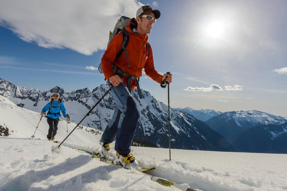 Photos: Skiing The Cascades