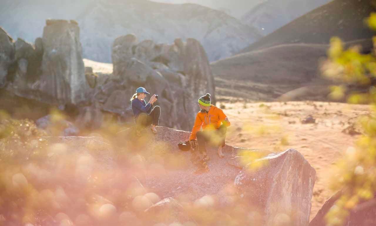 How To Meet Women Who Climb