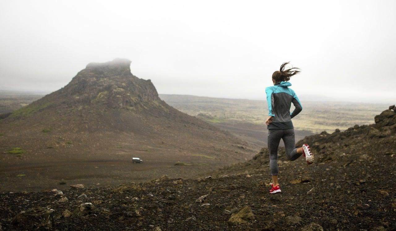 How To Crush At Downhill Running