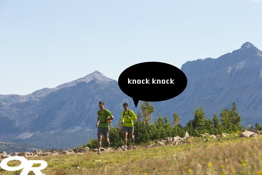 Fun With Catalog Photos: Knock Knock