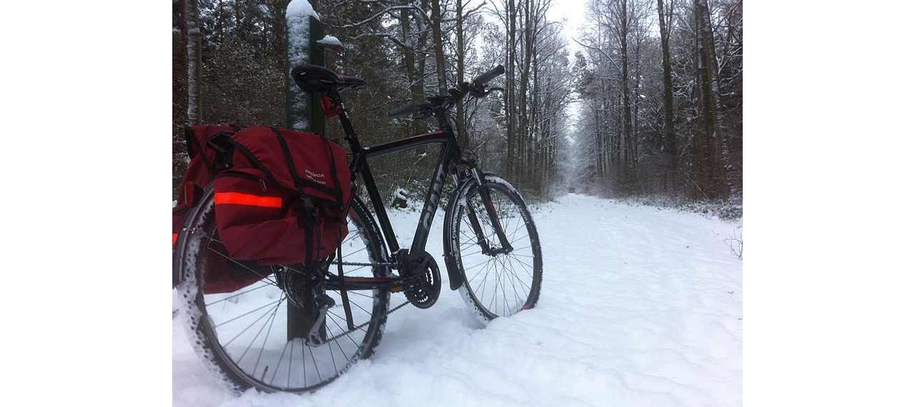 A Skier's Best Friend: The Mountain Bike