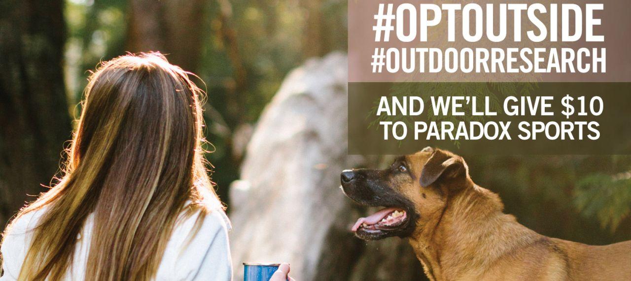 #OptOutside Highlights From Instagram