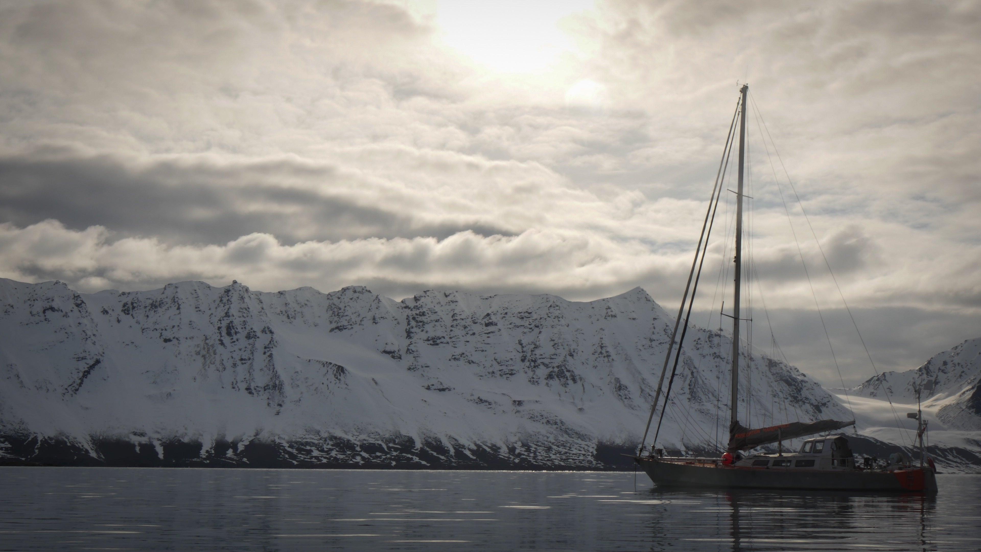 Arctic Ski Dreams Part 2: Weathering The Storm
