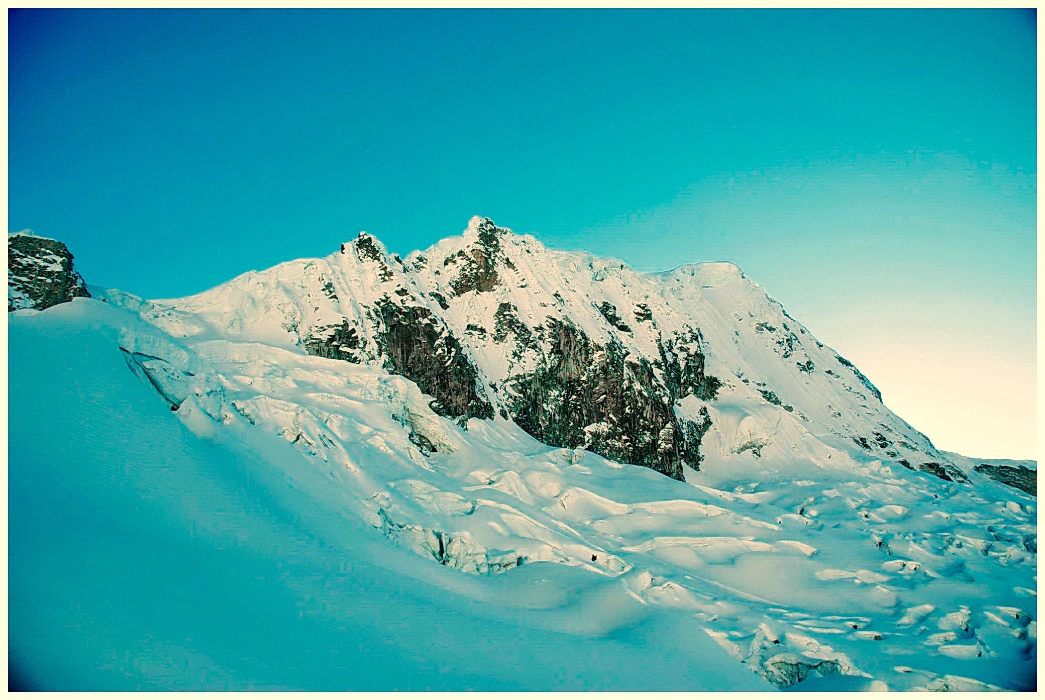 Majestic Moderates Of The Cordillera Blanca