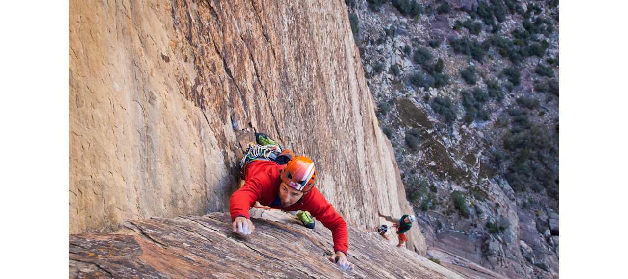 The Classics: Rock Climbing, Red Rock Canyon NCA