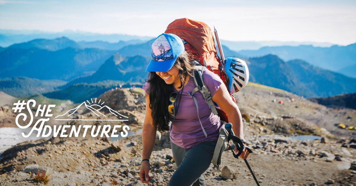 #SheAdventures Weekly Challenges 2019