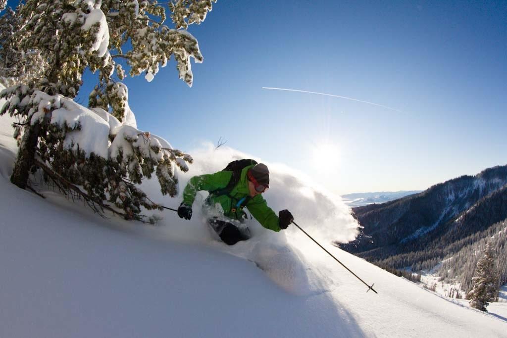 Sidecountry skiing demands influence apparel design