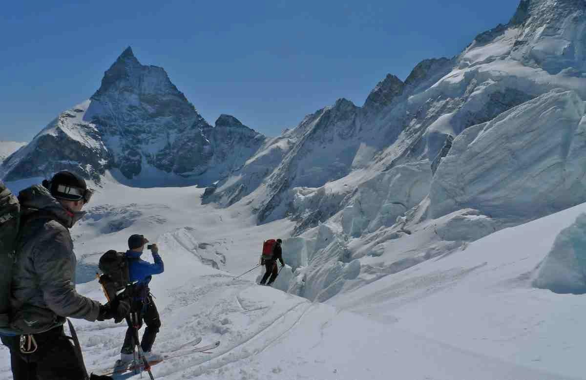 Old-School Spring Ski Touring From Chamonix To Zermatt