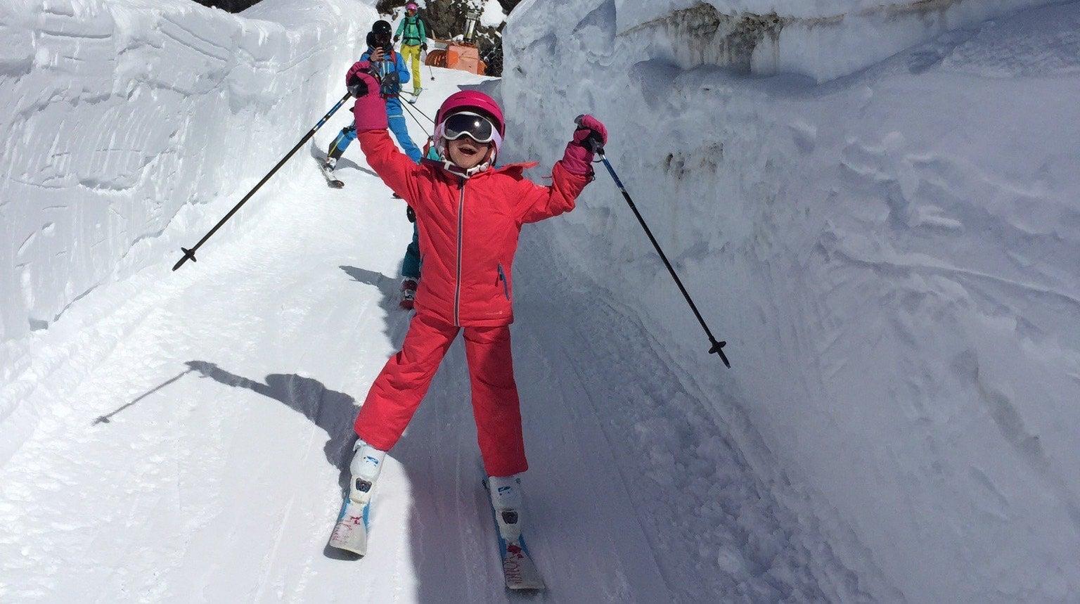 Should Your Kid Be In Ski School?