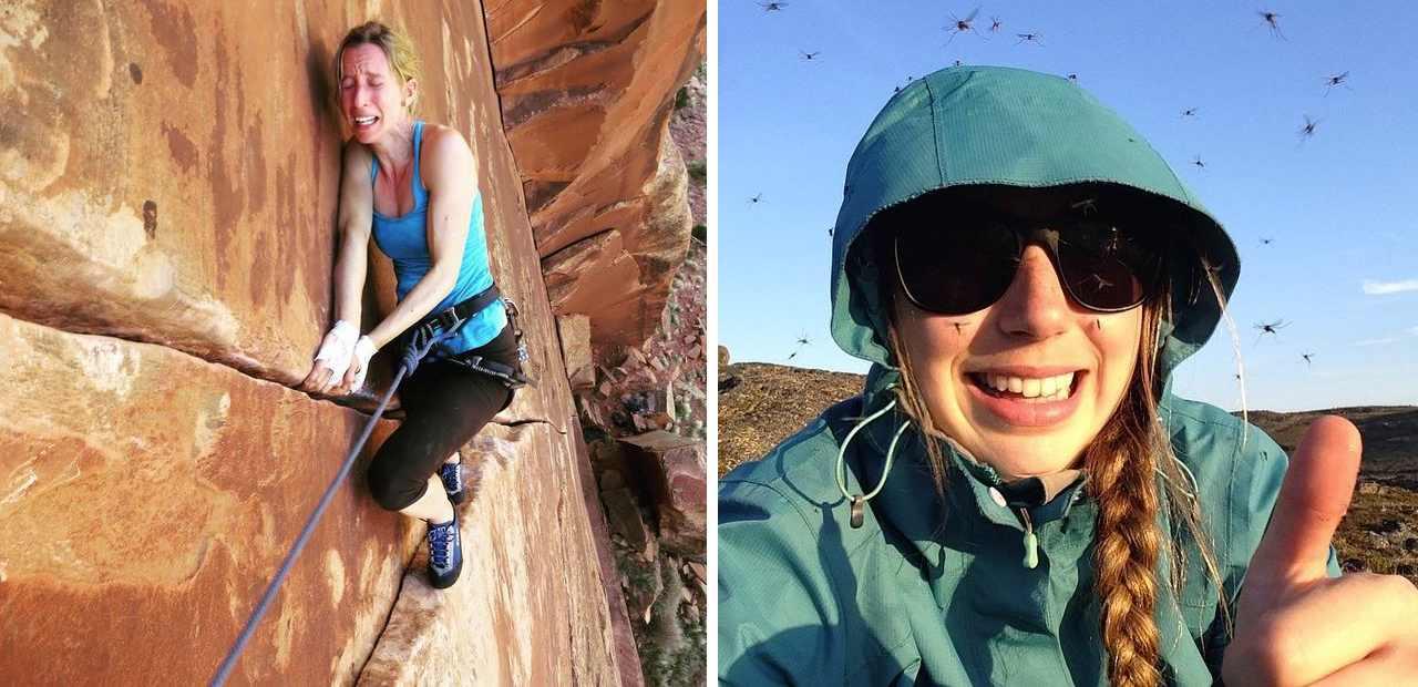 Top Suffer Selfies From #SheAdventures Challenge 3