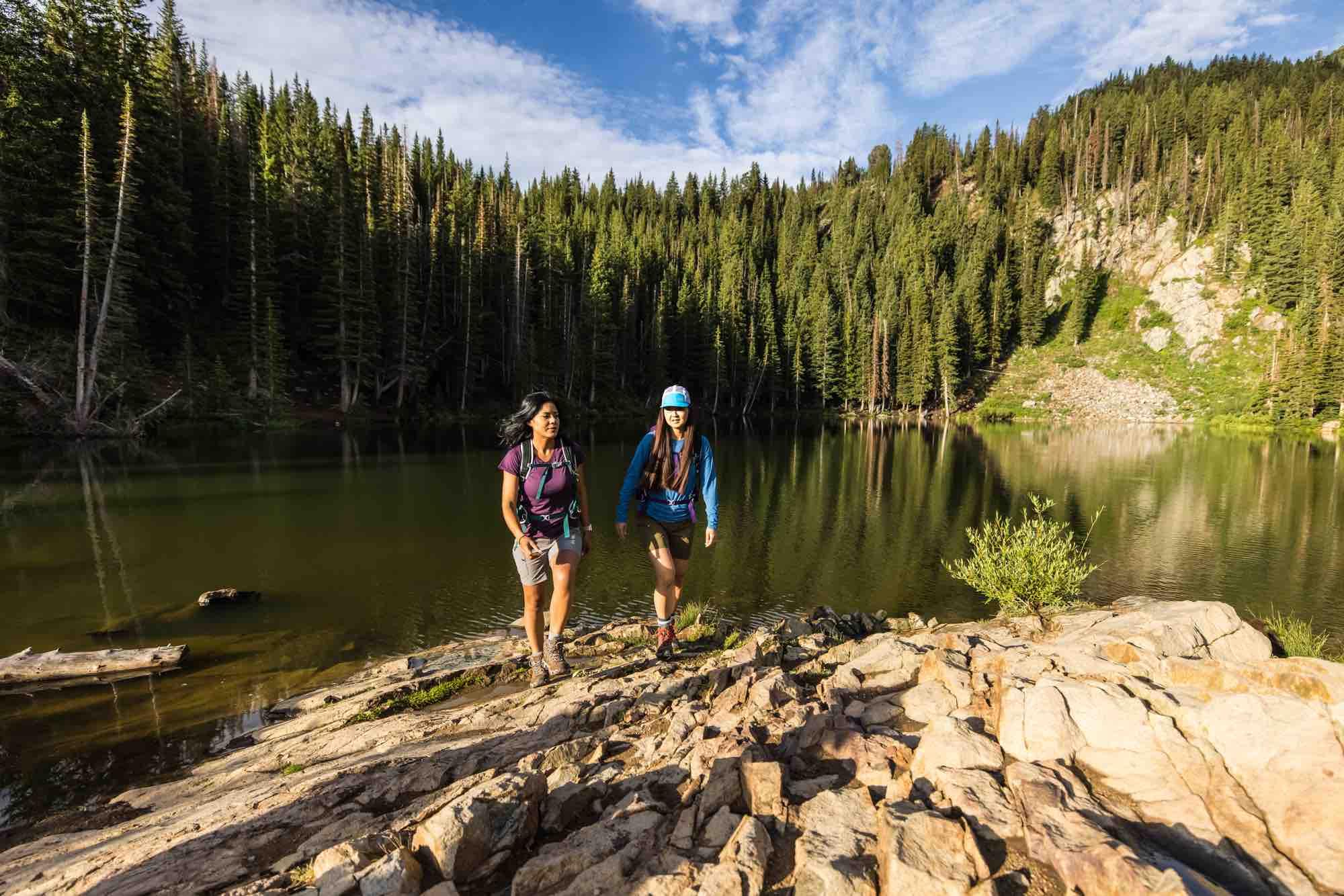 17 Reasons Women Over 50 Should Hike