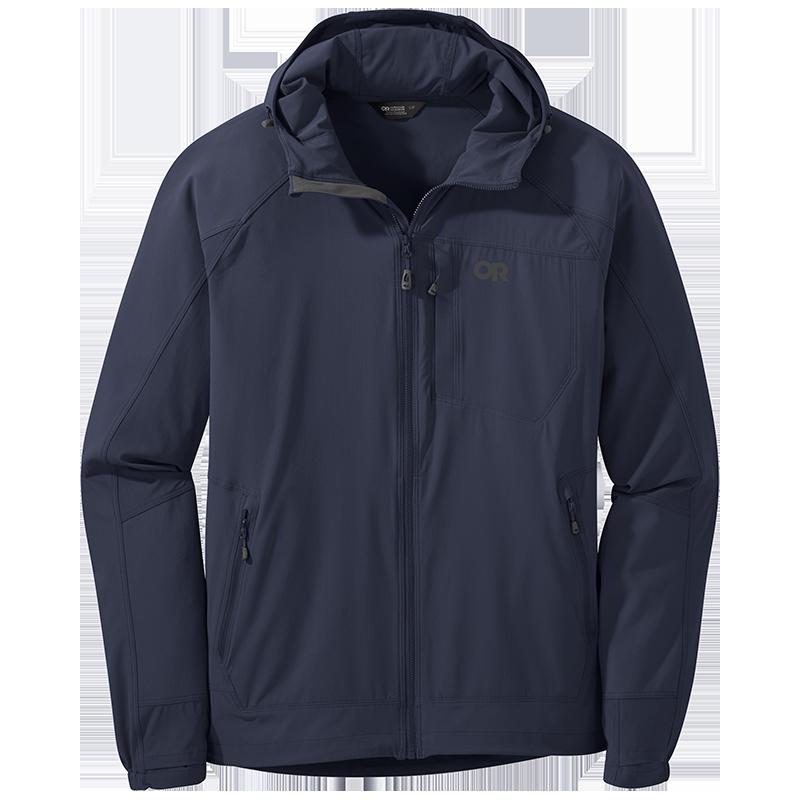 Men's Ferrosi Soft Shell Hooded Jacket