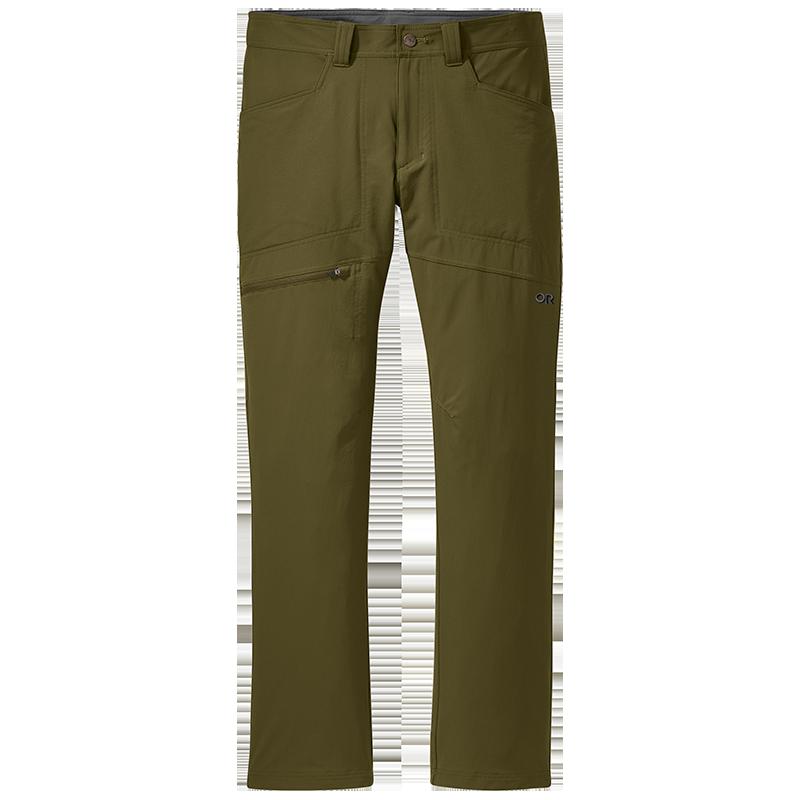 Men's Voodoo Pants in Loden