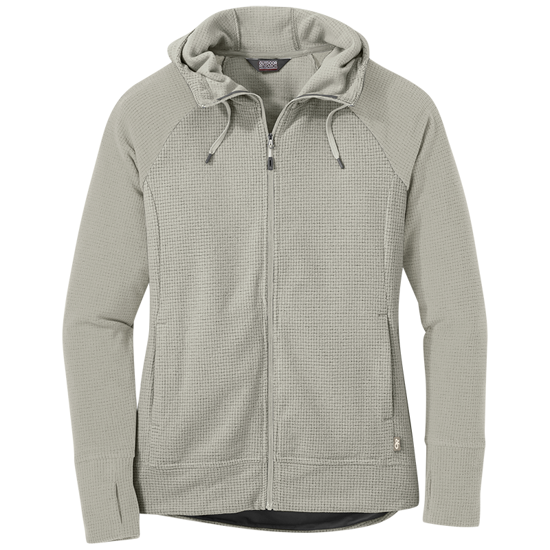 Women's Trail Mix Hoodie in Sand