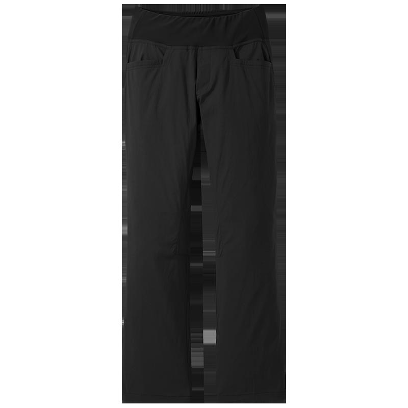 Women's Zendo Pants in Black