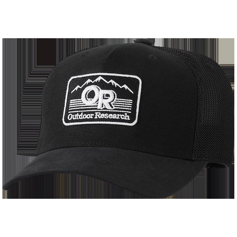 Advocate Trucker Cap in Black